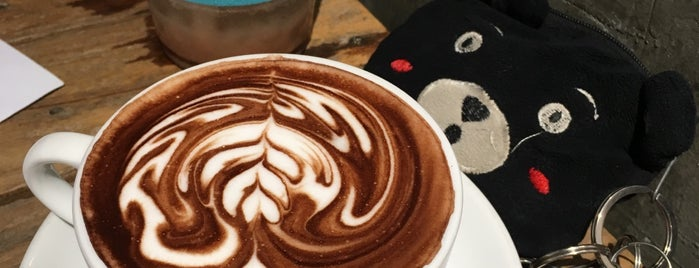 Note Espresso is one of Wongnai User's Choice 2019 - 2.