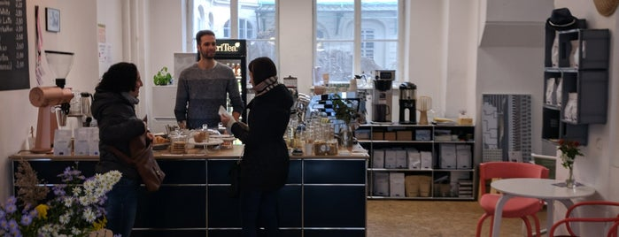 Süssmund Kaffeebar In Der Alten Post is one of Vienna-3rd Wave Cafes.