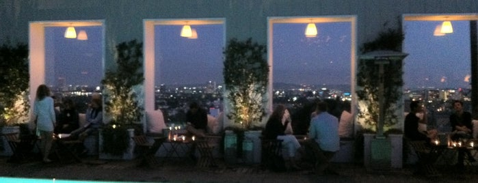 Skybar is one of 100 Cheap Date Ideas in LA.