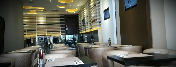 Fusion Lounge Restaurant is one of Restaurantes.