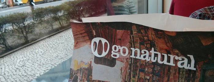 Go Natural is one of Restaurants.