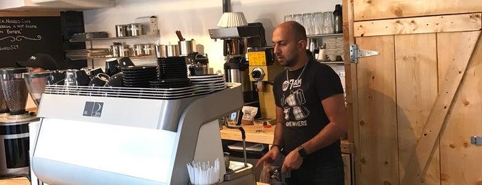 Fahrenheit Coffee is one of Toronto Coffee 2017.