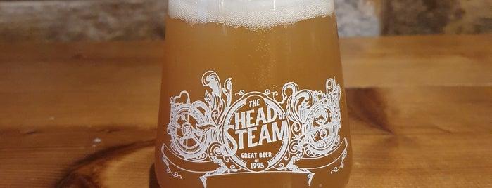 Head of Steam is one of Posti che sono piaciuti a Marcus.