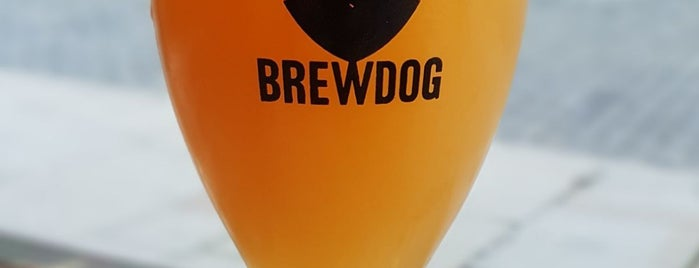 BrewDog Liverpool is one of Liverpool.