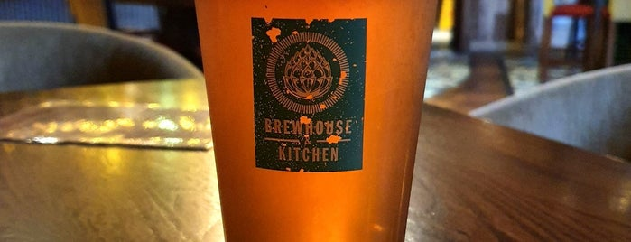 Brewhouse & Kitchen is one of Pubs - Brewpubs & Breweries.