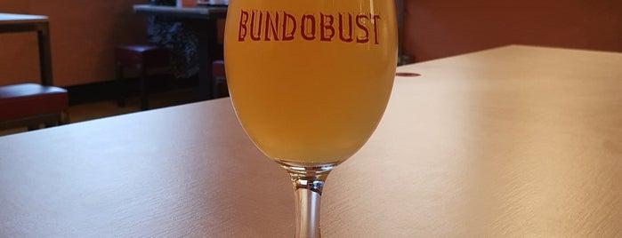 Bundobust is one of Liverpool.
