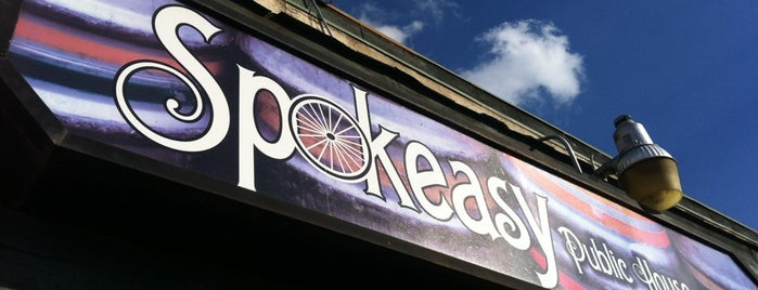 Spokeasy Public House is one of bar's.