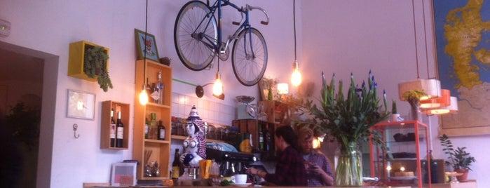 Café Cometa is one of Sweet Barcelona: DELICIOSA CIUDAD.