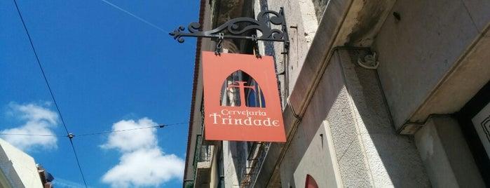 Cervejaria Trindade is one of Portugal.