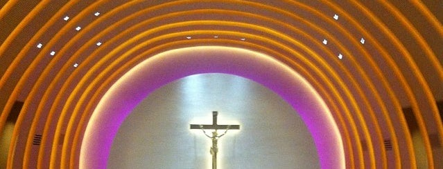 Chapel of San Pedro Calungsod is one of Carla Regina's Liked Places.