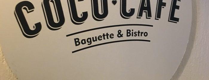 Coco Café is one of Rafa'nın Beğendiği Mekanlar.