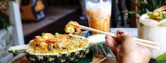 Jasmin's Café is one of (Temp) My Thailand.