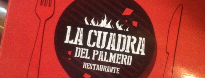 La Cuadra del Palmero is one of Tenerife: restaurantes y guachinches..
