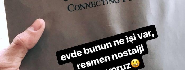 Aktur Tatil Sitesi is one of Lieux qui ont plu à Ladybug.