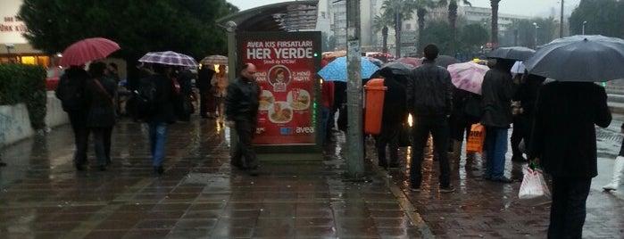 Atatürk Kültür Merkezi Otobüs Durağı is one of Best places in BERGAMA İZMİR.