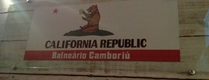 California Republic is one of Lieux qui ont plu à Leandro.