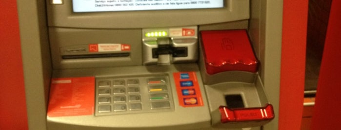ATM - Onde encontrar caixas eletrônicos