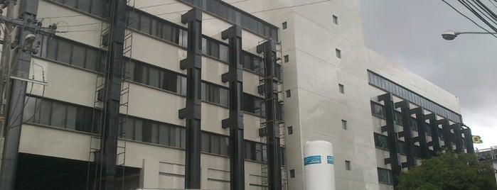 Hospital Esperança is one of TIMBETALAB.