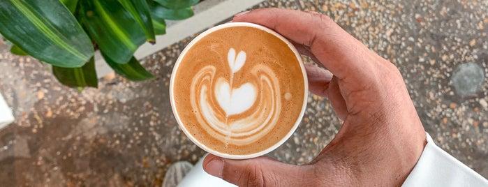 Kicksters Coffee Roasters is one of Coffee Places / Riyadh.