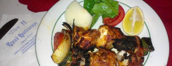 Kopuk Restaurant is one of BURSA-SAKARYA-KOCAELİ-BİLECİK GURME MEKANLARI.