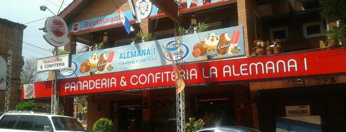 La Alemana is one of Lugares favoritos de Torta.