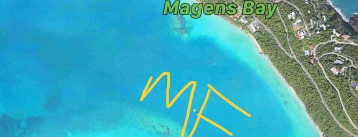 Magens Beach is one of Locais curtidos por turux1.