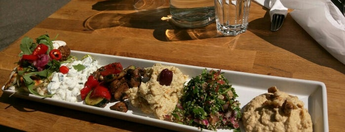 Levant is one of Vegan & vegan-friendly Helsinki.