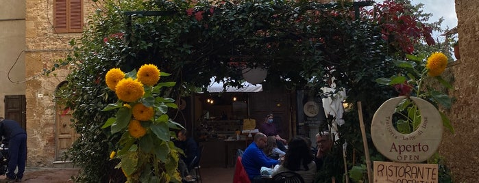 Trattoria Latte di Luna is one of Northern Italy Trip.