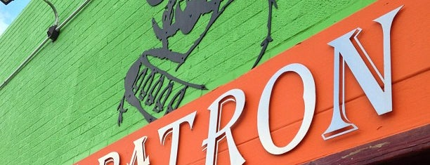 L'Patron Tacos is one of Thrillist Chicago Taco Bucket List.