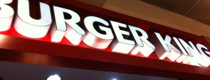 Burger King is one of Locais curtidos por Anderson.