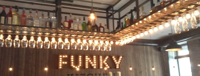 Funky Kitchen is one of Saint Petersburg - The Best! = Peter's Fav's.