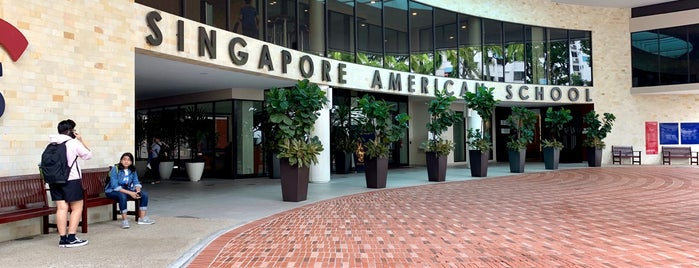 Singapore American School is one of Singapore.