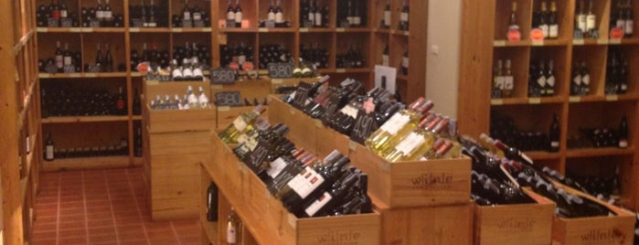Wine Connection is one of Orte, die Elen gefallen.
