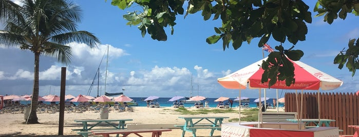 Copacabana Beach Bar & Grill is one of Barbados Beach Clubs.