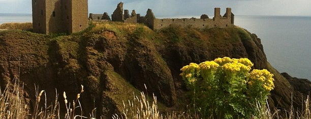 Dunnottar Castle is one of Top photography spots.