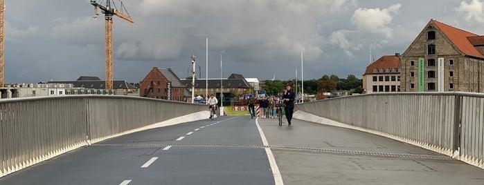 Inderhavnsbroen is one of copenhagen.
