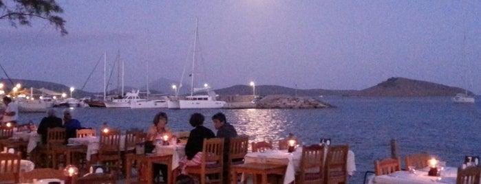 Yahşice Balık Restaurant is one of bodrum.