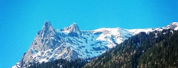 Vallorcine is one of Switzerland 2014.