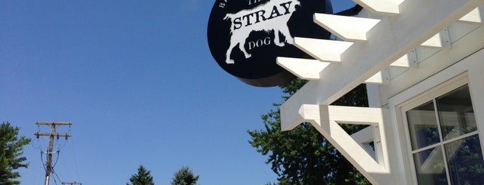 Stray Dog Bar & Grill is one of Michigan.