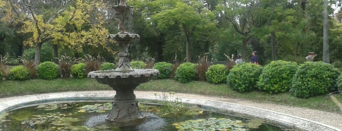 "Jardín Botánico ""Prof. Atilio Lombardo"" is one of Tatáさんのお気に入りスポット."