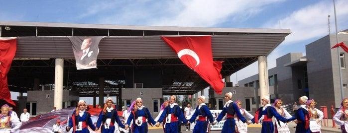 İpsala Sınır Kapısı is one of สถานที่ที่ Mujdat ถูกใจ.