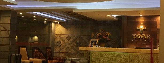 Yawar Inka Hotel is one of Paola'nın Beğendiği Mekanlar.