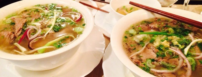Hanoi Pho is one of Where to eat? (tried and recommended places).