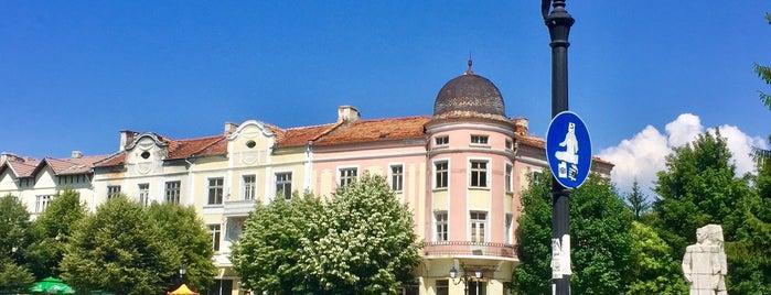 Разлог (Razlog) is one of Orte, die Mila gefallen.