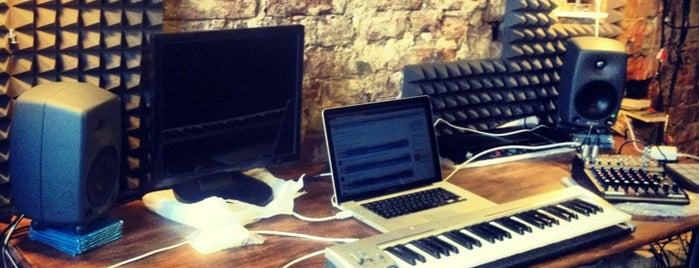 MadStyle Music Studio is one of MadStyle Places..