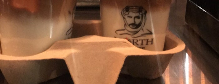 North Coffee is one of Riyadh cafes & restaurants.