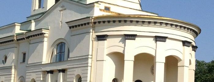 Храм Св. прав. Иоанна Кронштадтского при РГУПС is one of Ростов планы на проживание ))).