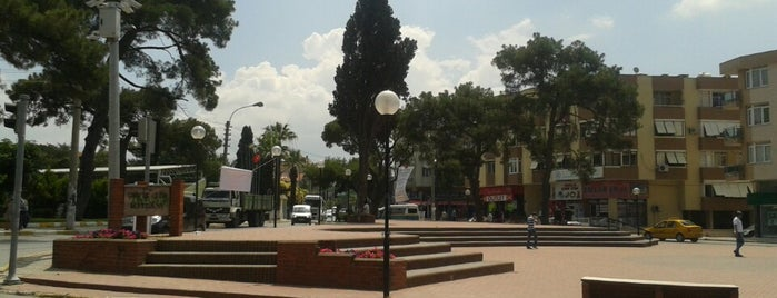 Çevik Bir Meydanı is one of Sercan : понравившиеся места.