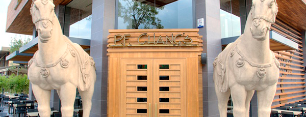 P. F. Chang's is one of istanbul.