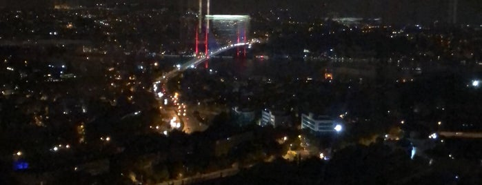 Mercure İstanbul City Bosphorus is one of Halil G. : понравившиеся места.